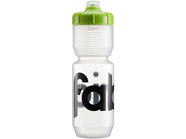 Fabric Gripper Bottle 750ml clear/green